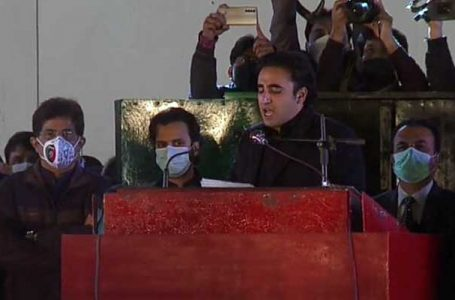 Long march If PM not resigns before Jan 31, Bilawal