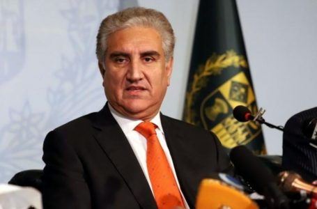 Qureshi urges India to allow UN to investigate grave human rights<br>violations in IIOJ&K